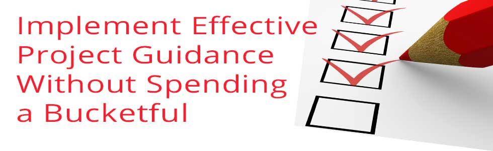 Effective Guidance