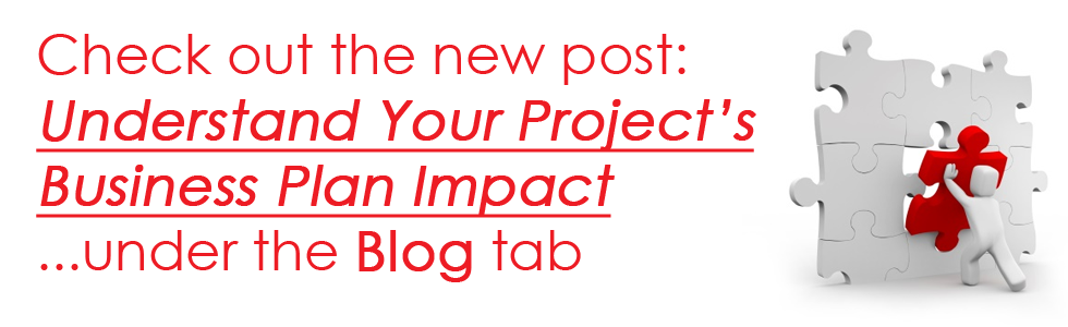 Understand Your Project's Business Plan Impact