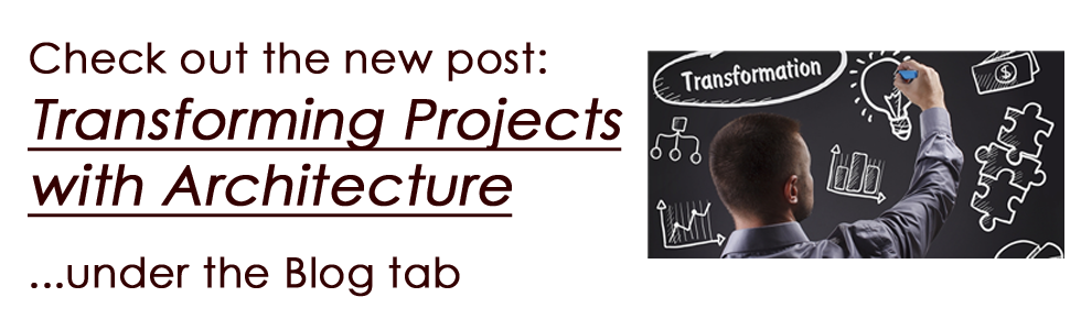 Transforming Projects with Architecture